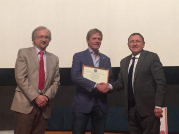 2015б вручення Ван Дайку діплома почесного члена УАСТКА