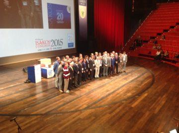 ISAKOS Presidents of National associations