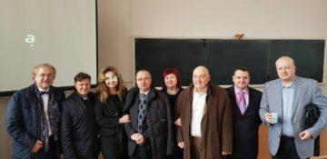 На защите диссертации в Краматорске 11. 2017