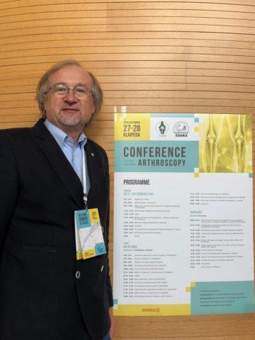 Klaipeda , конгрес Литовської артроскопічної асоціації 09 2018 1