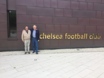 London Chelsee club Paco Bioska